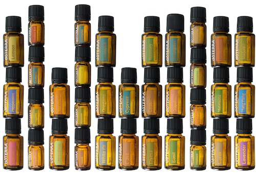 Essential Oils DoTerra Singles